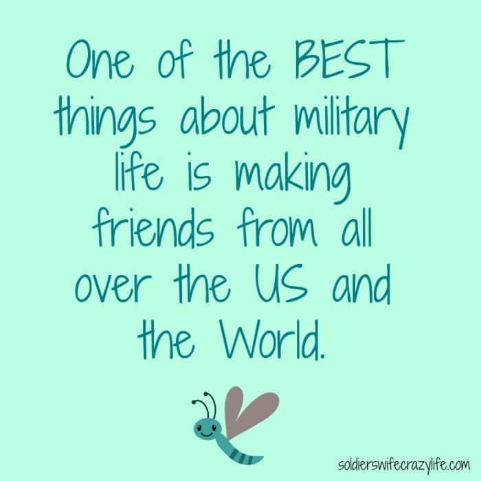Greatest Military Quotes Of All Time: 13 Memes About Military Spouse Friendship