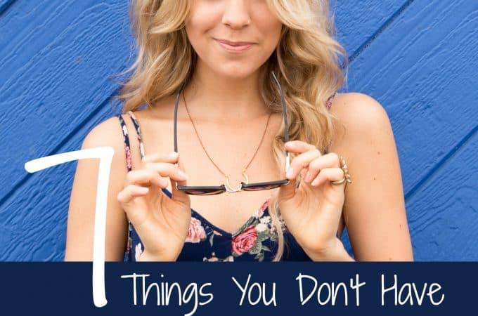 7 Things You Don't Have To Do Even If Other Military Spouses Are Doing Them