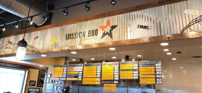 Mission BBQ and Giving Back to the Military Community